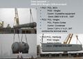 Transport of heavy lift cargo shipping