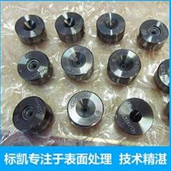 金属表面处理镀膜镀钛加工