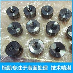 金屬表面處理鍍膜鍍鈦加工