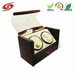 High Quality Custom Made Wooden Watch Winder Box