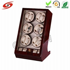 Top Selling Custom Design Watch Winder& Watch Box With Different Size