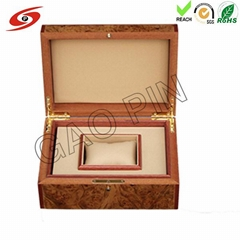 Antique Style Solid Wood Watch Boxes