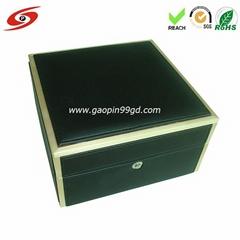 Fashion PU Leather Watch Box