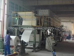 Carbonless Paper(NCR) Coating Machine