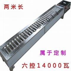 商用石英管大型定制款电烧烤炉 节能环保不锈钢烧烤箱