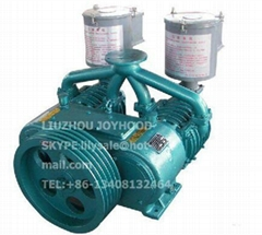 Oil-Free Air Compressor Pump for Trailer