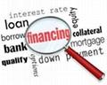 企業融資服務
