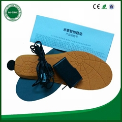 HIMITIME branded heated insoles bluetooth control