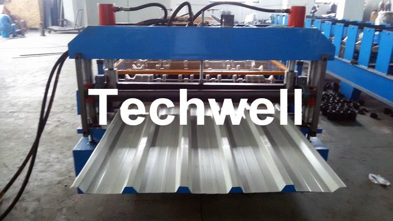 Forming Speed 15 m/min Cold Roll Forming Machine With TW-40*40 5