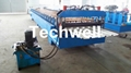 High Speed Steel Metal Roofing Roll Forming Machine with Flying Cutting 3