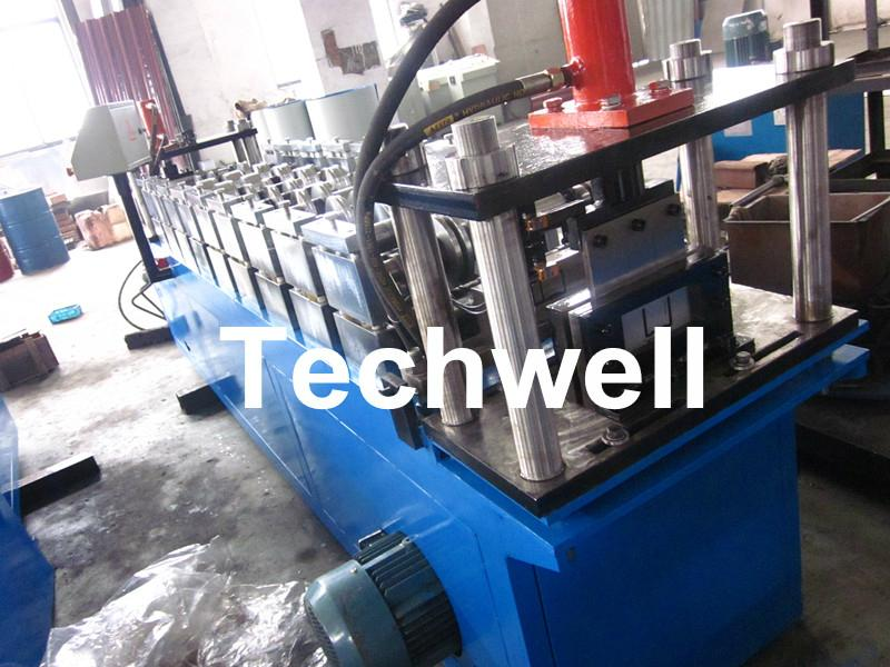 Stud and Track Roll Forming Machine for Light Weight Steel Truss 3