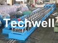 W Beam Guardrail Roll Forming Machine For W Beam 2