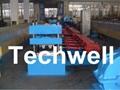 W Beam Guardrail Roll Forming Machine For W Beam 4