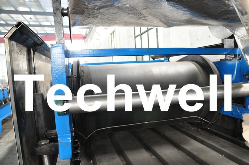 Double Belt Continuous PU Sandwich Panel Production Line 3