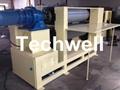Hydraulic Hot Stapmping MDF Embossing Machine 4