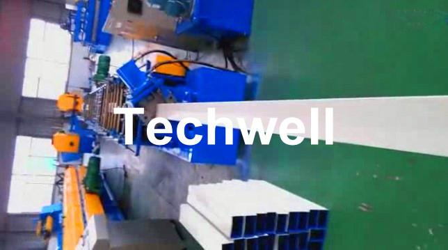 Portable Downpipe Roll Forming Machine for Rainwater Downpipe 1