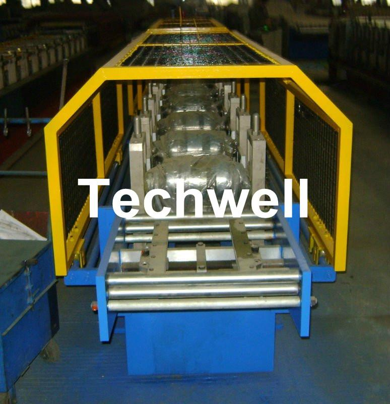 Portable Downpipe Roll Forming Machine for Rainwater Downpipe 2