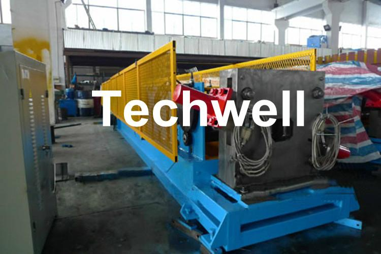 Portable Downpipe Roll Forming Machine for Rainwater Downpipe 3