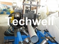 Portable Downpipe Roll Forming Machine for Rainwater Downpipe 4