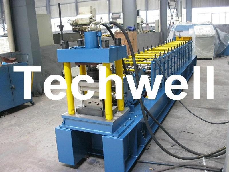 Automatic Roller Shutter Door Roll Forming Machine 1