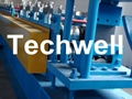 Automatic Roller Shutter Door Roll Forming Machine 4