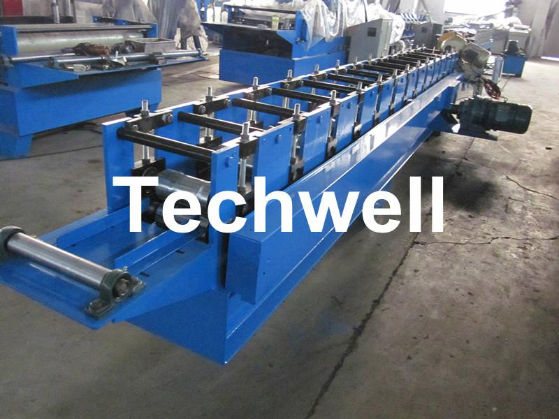 Automatic Roller Shutter Door Roll Forming Machine 5