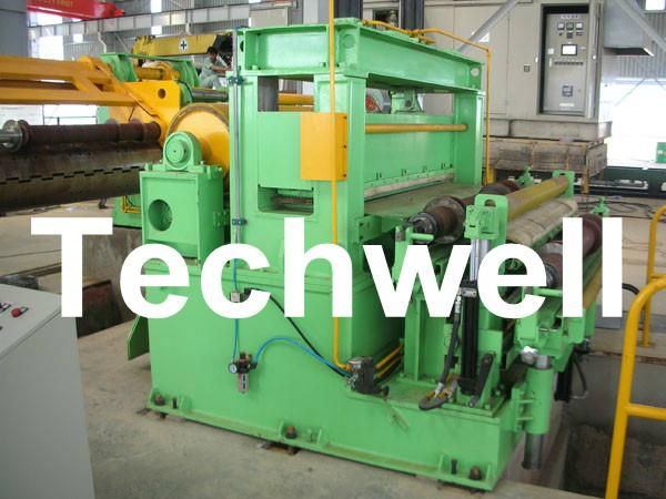 Steel Metal Slitting Machine Line With Electric Control System 1