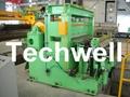 Steel Metal Slitting Machine Line With