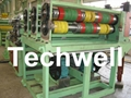 Steel Metal Slitting Machine Line With Electric Control System 4