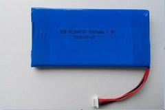 聚合物锂电池384797PL-2000mAh 7.4V