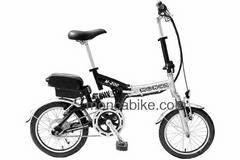 Folding E Bike with 250W Motor
