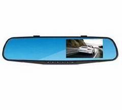 1080P rearview mirror ca