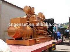 20KW生物质气发电机组
