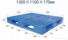 廣州廠家直供塑料卡板墊板物流托盤