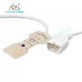 disposable SpO2 Sensor spo2 probe Adult Medaplast coarse Spo2 Sensor
