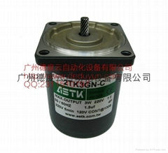 台湾海鑫ASTK减速机3TK6GN-C转矩马达