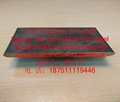 Factory direct sales of SUP10  50CRV4 51CRV4spring flat steel
