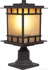 High quality led main gate pillar light