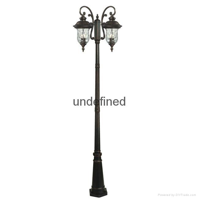High quality led main gate pillar light 5