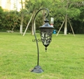 Elegant appearance no wire outdoor stand