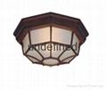 Retro Design Industrial Metal Ceiling Lamp Light Pendant 1