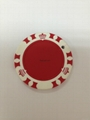 Plastic Clay ABS Ceramic Professional OEM Supply Custom Metal Poker Chips 3