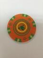 Plastic Clay ABS Ceramic Professional OEM Supply Custom Metal Poker Chips 2
