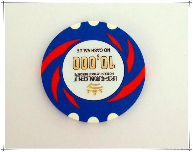 Casino Clay Durable Reasonable Price Factory Customized Cheap Poker Chips 1
