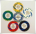Casino Clay Durable Reasonable Price Factory Customized Cheap Poker Chips 2