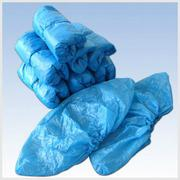 Safety Personal Wear Disposable Plastic Thick Shoe Covers