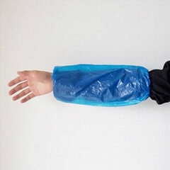 Disposable Waterproof Medical Use LDPE Sleeve Covers