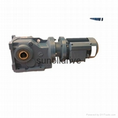 Helical Geared Motor Products Diytrade China