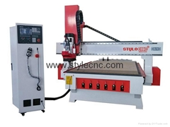 Syntec control linear atc cnc router wood carving machine STM1325C Original from
