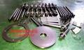 供應蘇州模具配件鍍鈦崑山五金零件鍍鈦加工 2